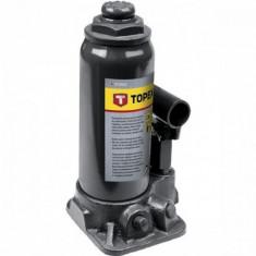 Cric hidraulic tip butelie TOPEX 3t 194+177 mm