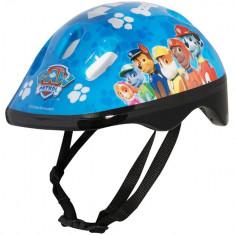 Casca de protectie, pentru copii, cu model, albastru, YTGT-50158.10