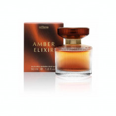 Amber Elixir Oriflame SIGILAT original