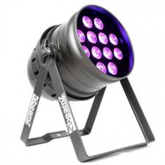 Cumpara ieftin Beamz BPP200, reflector cu LED pereche, 64, 12 x 18 W, 6-în-1, cu LED-uri, inclusiv telecomandă