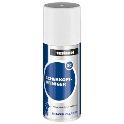 Spray curatat cap aparat de ras Teslanol, 100 ml foto