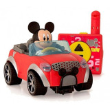Masinuta cu telecomanda Mickey Mouse
