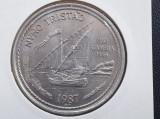 PORTUGALIA 100 ESCUDOS 1987UNC // F6, Europa