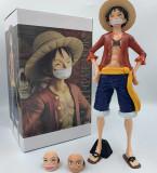 Figurina One Piece Luffy 27 cm anime