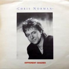 Chris Norman  – Different Shades (LP - Bulgaria - VG)