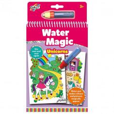 Water Magic: Carte de colorat Unicorni, Galt