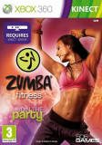 Joc XBOX 360 Zumba Fitness - Join the party - Kinect