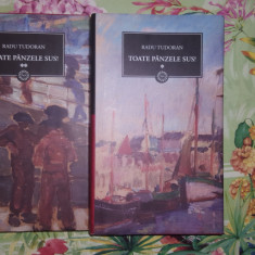 Toate panzele sus 2 volume colectia jurnalul national- Radu Tudoran