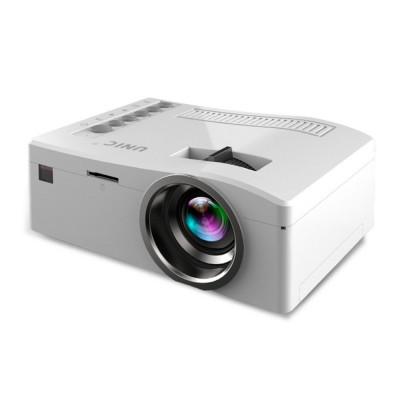 Mini proiector 1080P HD LED, HDMI, USB, VGA foto