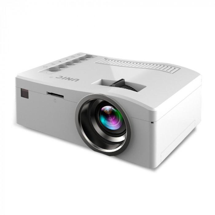 Mini proiector 1080P HD LED, HDMI, USB, VGA