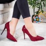 Pantofi Pitana visinii eleganti -rl