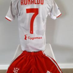 Echipament  fotbal pentru copii Juventus Ronaldo model nou 2020, Alta