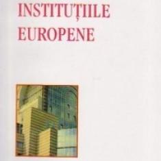 Institutiile europene - MOREAU DEFARGES Philippe