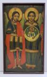 Soborul Sfintilor Voievozi Mihail si Gavril, Icoana pe lemn, Sec. XVIII