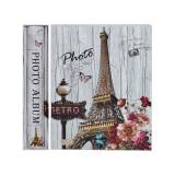Album foto in cutie, 100 poze, 20,5x26,5 cm, Paris