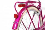 Bicicleta oras Dhs Citadinne 2834 roz 28 inch