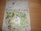 DIN LUMEA CELOR CARE NU CUVANTA  ( editia 1961, ilustrata color ) *