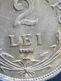 Proba ESSAI 2 lei 1924 pcgs sp 66 ... cotatie 1500 eu , dupa stambuliu