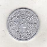 bnk mnd Franta 2 franci 1944 B