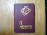 CATALOGUL PRODUSELOR PETROLIERE - PECO - Victor Nica, I. Boncoi - 1974, 374 p.