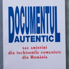 Șlomo Șitnovitzer - Documentul autentic sau amintiri din închisorile comuniste