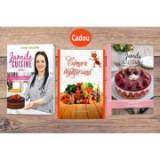 Pachet Jamila Cuisine si Camara vegetariana - Elena Pridie (CADOU)