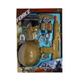 Set de joaca arme soldat Justice Desert Forces, Plastic