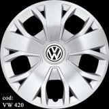 Capace Roti 16 Volkswagen VW - Imitatie jante aliaj