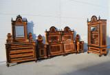 Dormitor Louis Philippe, Paturi si seturi dormitor, Louis XIII,XIV, XV, XVI, 1800 - 1899