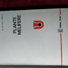 PLANTE MELIFERE de ION V. CARNU