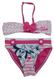 Costum de baie in 2 piese Minnie Mouse-DISNEY EN6065R, Roz