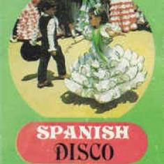 Caseta Spanish Disco, originala