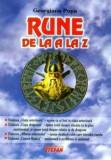 Rune de la A la Z - carte - carti rune/Georgiana Popa