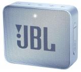 Boxa Portabila JBL Go 2, Bluetooth, 3.1 W (Albastru deschis)