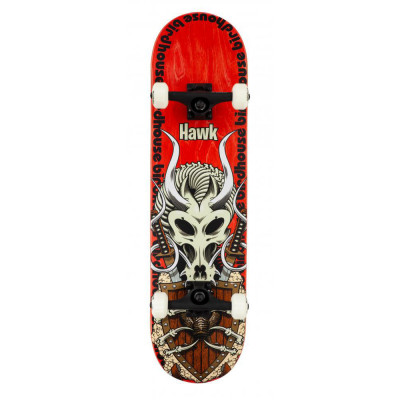 Skateboard Birdhouse Stage 3 Hawk Gladiator Red 8.125 inch foto