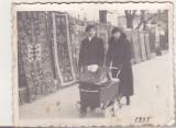 bnk foto - Ploiesti - Pe bulevard - 1937