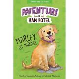 Cumpara ieftin Carte Editura Litera, Aventuri la Ham Hotel. Marley cel murdar, Shelley Swanson Sateren