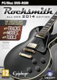 Rocksmith 2014 Edition cu cablu PC, Muzicale, 12+, Multiplayer