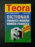 SANDA MIHAESCU CIRSTEANU - DICTIONAR FRANCEZ-ROMAN, ROMAN FRANCEZ 35.000 cuvinte