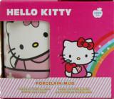 Cana portelan Hello Kitty (pisicuta roz) Mania Film