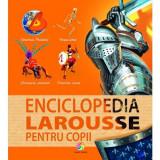 Enciclopedia Larousse pentru copii, Corint
