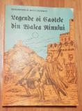 Legende si castele din valea Rinului de Haralambie Bica Ionescu