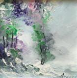 Tablou ulei (15/15 )- PRIMAVARA