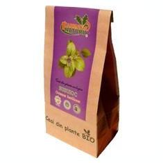 Ceai de Busuioc Bio 30gr Farmacia Naturii Cod: 000171