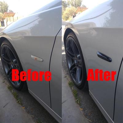 Semnal dinamic cu led aripa BMW foto