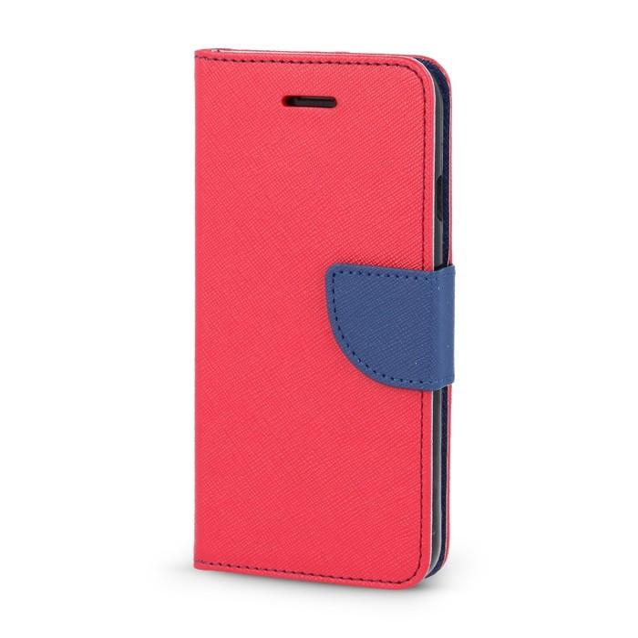 Husa SAMSUNG Galaxy S6 Edge - Fancy Book (Rosu)