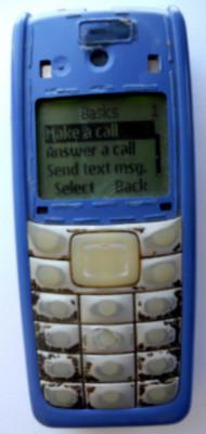 Nokia 1110i (cu baterie, fara incarcator) foto