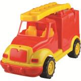 Masina pompieri 43 cm, in cutie Ucar Toys UC108Initiala