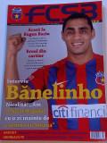 "Revista fotbal - ""FCSB"" revista oficiala a FC Steaua Bucuresti (nr.3/2009)"