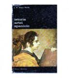 Istoria artei spaniole